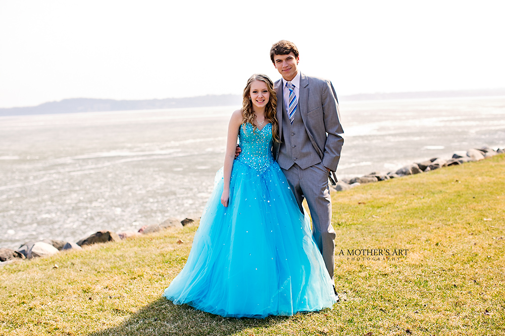 Blue School Formal Dance Dresses For Prom Night Classy Fabulous